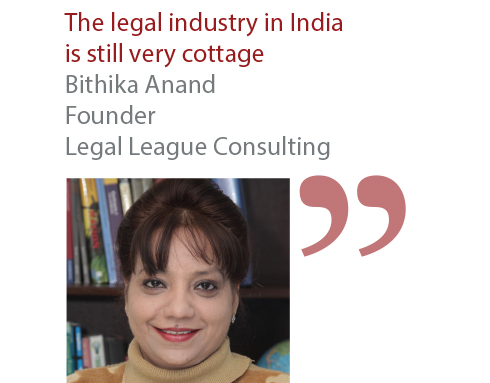 Bithika Anand Founder Legal League Consulting