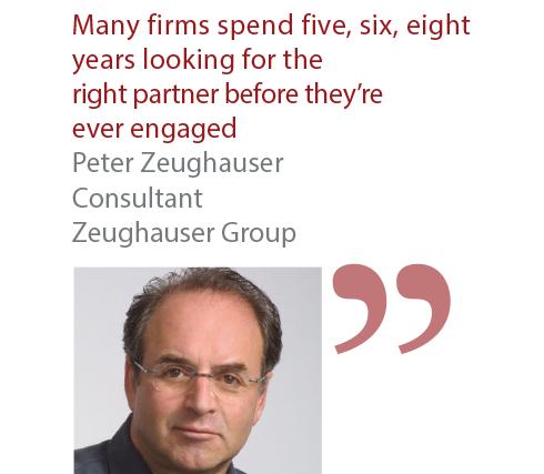 Peter Zeughauser Consultant Zeughhauser group