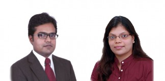 A photo of Rajeev Kumar who is a Partner and Neha Mittal who is the Principal Associate at LexOrbis