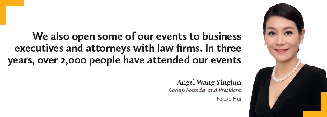 Angel-Wang-Yingjun,-Group-Founder-and-President,-Fa-Lao-Hui