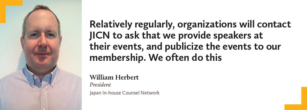 William-Herbert,-President,-Japan-In-house-Counsel-Network