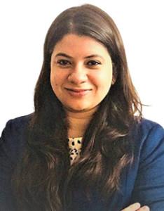 Gauri KhannaAssociateSamvad Partners
