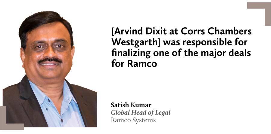 Quotes-Satish-Kumar-Ramco-Systems