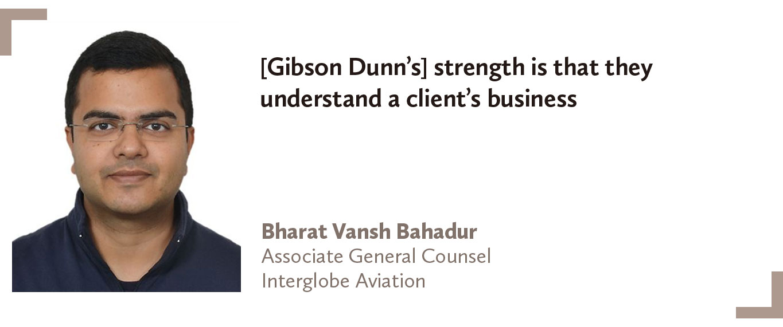 Top-foreign-law-firms-India-Bharat-Vansh-Bahadur-Associate-General-Counsel-Interglobe-Aviation