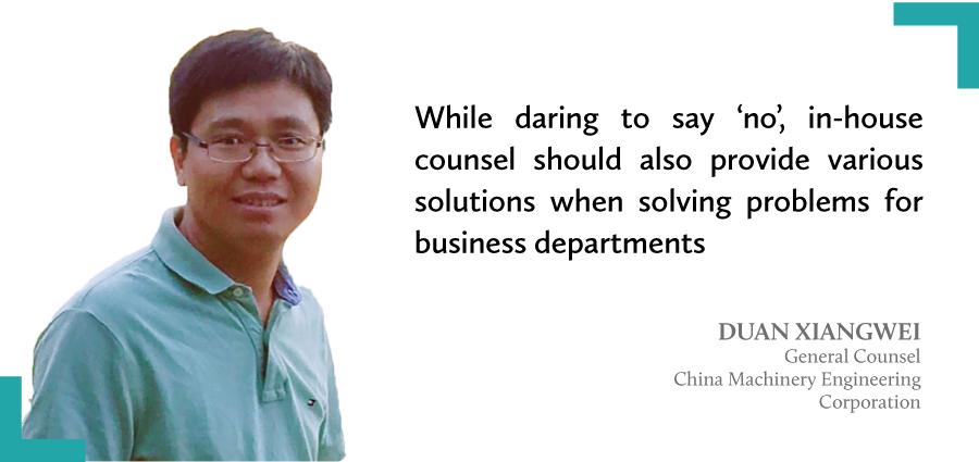 Duan-Xiangwei-General-counsel-China-Machinery-Engineering-Corporation