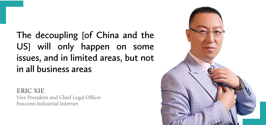 Eric-Xie-Vice-President-and-Chief-Legal-Officer-Foxconn-Industrial-Internet