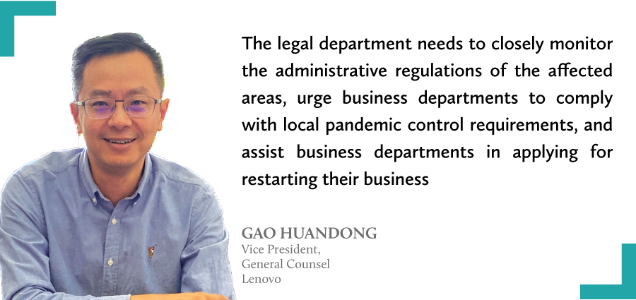 Gao-Huandong-Vice-President-General-Counsel-Lenovo
