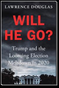 Lawrence Douglas Donald Trump US Election book